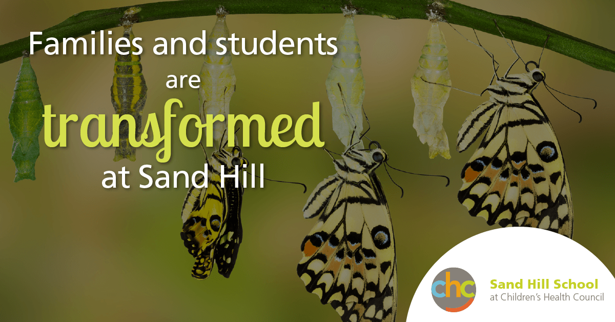 Families and students are transformed at Sand Hill School