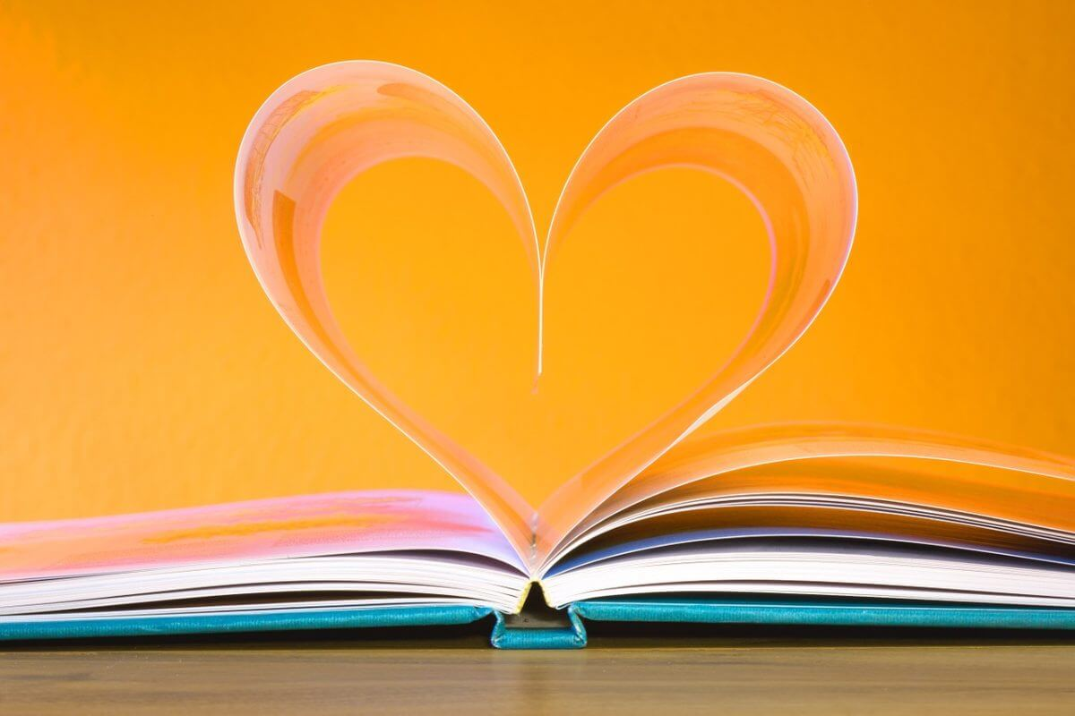 Love to read at Sand Hill