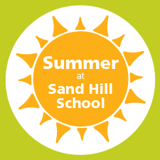 Summer at Sand Hill School