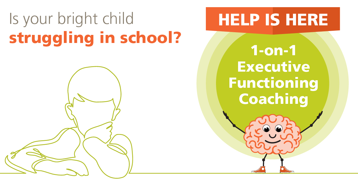 executive functioning coach online